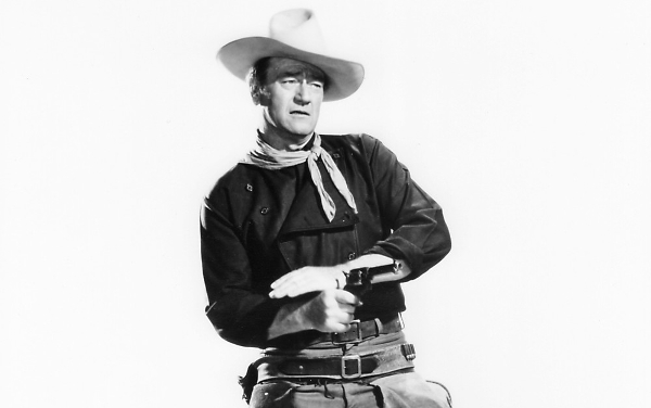 The Deep White State: John Wayne